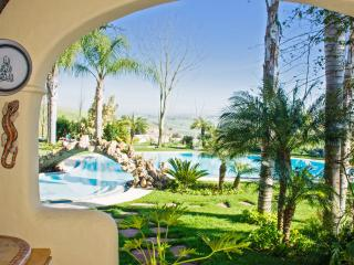 Spectacular villa near Rabat with private pool, mountain views, hot tub & luxurious garden - Sale vacation rentals