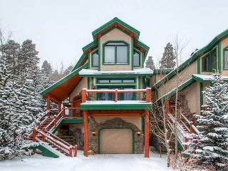 In town 4 bedroom Ski in from Skyway or walk 10 minutes to gondola - Breckenridge vacation rentals