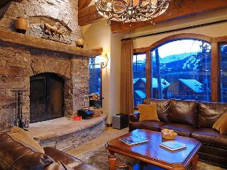 Enjoy excellent views and unique amenities in this custom built home - Breckenridge vacation rentals