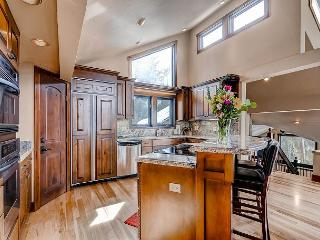 Spectacular Ski Mountain Views 7 bedrooms, 6 1/2 baths 8 minute walk to town - Breckenridge vacation rentals