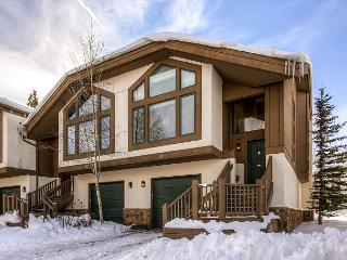 Fabulous in town location walk to the Quicksilver lift and Main Street - Breckenridge vacation rentals