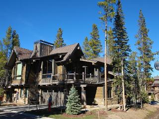 Brand new custom duplex 2 minute walk from gondola stop - Breckenridge vacation rentals
