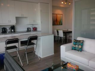 1 Bed + Den Stylish Downtown Condo Hospital Area - Toronto vacation rentals