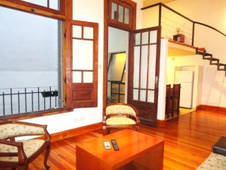 First class. Hardwood floors. Vintage Balcony - Buenos Aires vacation rentals