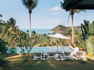 Sea-View Villas with Spectacular Pool -- Narivana - Koh Phangan vacation rentals