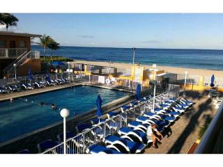 Beach Front Ocean Condo Ground Floor - Sunny Isles Beach vacation rentals