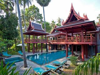 Koh Samui Beach Front Villa - Pattaya vacation rentals
