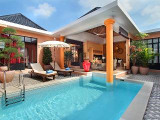 Pretty contemporary comfy villa 500m from beach - Seminyak vacation rentals