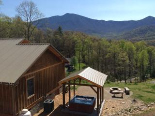 LOOK!! AVAILABLE FALL COLORS, HOT TUB, VIEWS - Burnsville vacation rentals