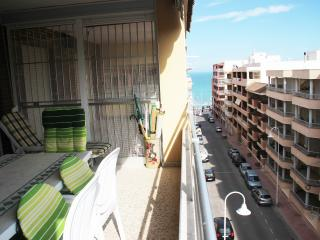 Big apartment with a terrace. 100m from the beach - Gran Alacant vacation rentals