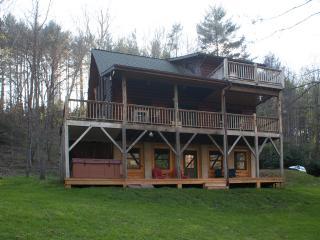Riverfront Cabin at Todd - Boone vacation rentals