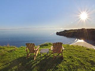 Waterfront 3 bedroom home... amazing views, hot tub and nearby beach! - San Juan Island vacation rentals