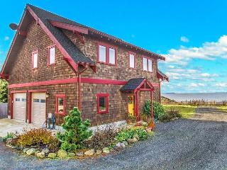 NEWLY LISTED! Beautifully Finished Home on San Juan Island with WATER VIEWS! - Friday Harbor vacation rentals