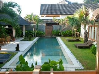 Large villa in ricefields Huge pool in the center - Bali vacation rentals