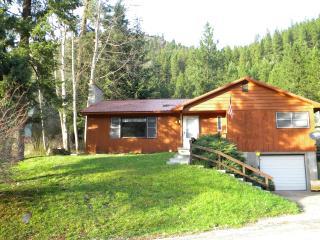 Newly Upgraded Idaho Mountain View Cottage - Kellogg vacation rentals