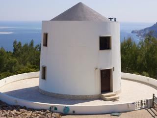 Restored windmill with stunning sea view - Setubal vacation rentals