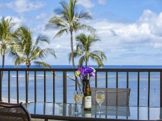 Koa Lagoon #505 Panoramic Ocean Views 1BD/1BA Sleeps 2  $129/nt thru May 31! - Kihei vacation rentals