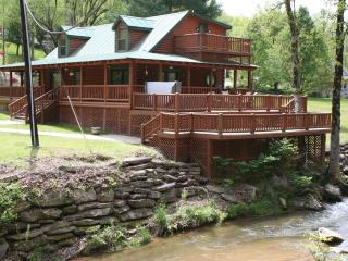 2Master Suite Private 6 Person  Hot Tub F/Place - Bat Cave vacation rentals