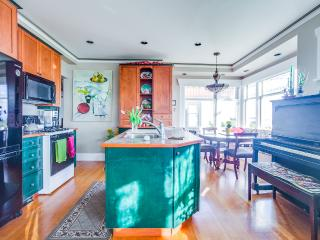 Oceanfront Home with Antique Charm - Victoria vacation rentals