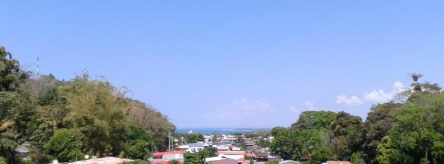 View from the apartments - A natural landscape at Brunxu Apartments - Quepos - rentals