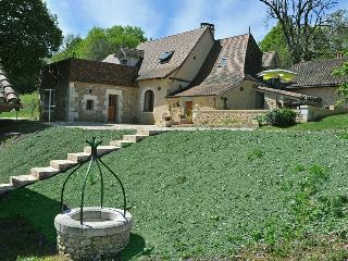 Gite Lou Cantou 6 pers. piscine privée dordogne - La Douze vacation rentals