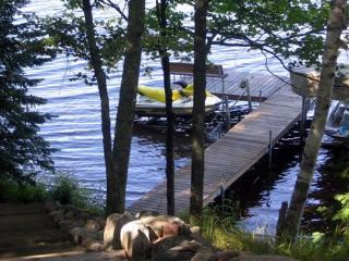 Your Lake Home on Presque Isle Lake & Chain - Presque Isle vacation rentals