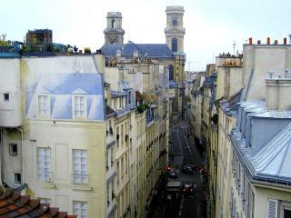 One bedroom apartment with St Sulpice Church view - Paris vacation rentals