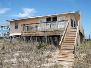 Russell in the Wind  1617 E. Beach Drive - Oak Island vacation rentals