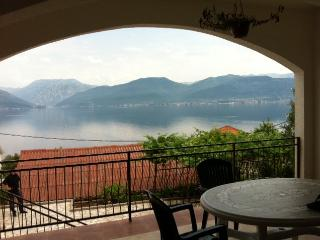 House with a view over Kotor bay - Krasici vacation rentals