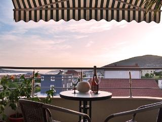 Trendy Apartment for 4 with balcony - Central Dalmatia vacation rentals