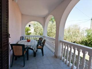 Apartment Kati 4 for 4 with a terrace and AC - Vantacici vacation rentals