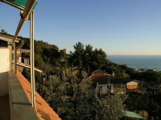 Toscan Stone house with Panoramic View on the Sea! - Castiglione Della Pescaia vacation rentals