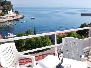 Peaceful house on Korčula Island with air con and terrace with gorgeous sea views, 50m from beach - Blato vacation rentals