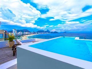 Oceanfront Luxury Penthouse Copacabana - Rio de Janeiro vacation rentals
