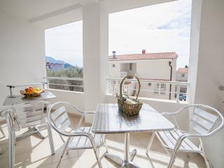Apartments Ivan - Two Bedroom Apartment with Balcony (4 Adults) - Rezevici vacation rentals