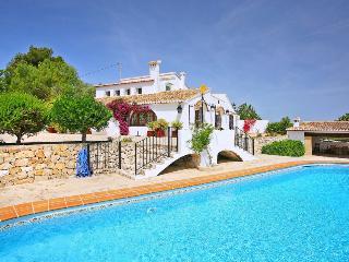 Villa La Chispa - Orba vacation rentals