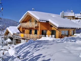 Chalet Mauve - Saint-Alban-des-Hurtieres vacation rentals