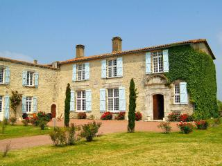 Chateau Atlantique - Mornac sur Seudre vacation rentals