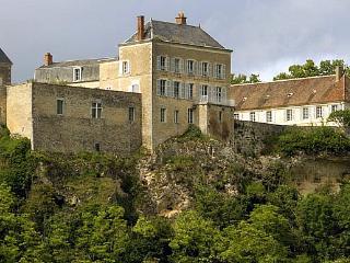 Chateau De Malley And Annexe - Grossouvre vacation rentals