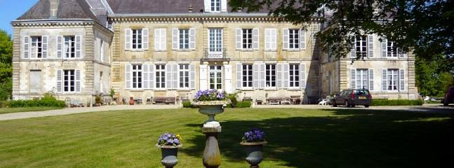 Chateau De Mairie - 12pax - Image 1 - Mutigny - rentals