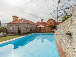Charming villa w/ pool for families/friends - Braga District vacation rentals