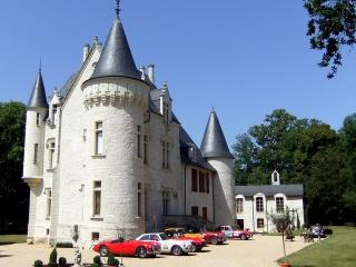 Chateau Artigny - France vacation rentals