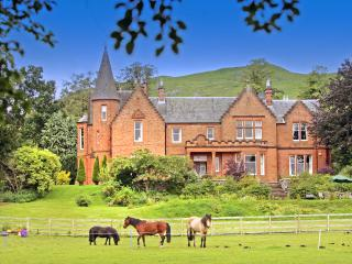 Turret Mansion House - Leadhills vacation rentals