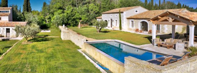 La Bergerie, Pet-Friendly St Remy Vacation Rental with a Pool - Image 1 - Saint-Remy-de-Provence - rentals
