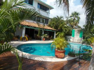 House with Ocean Views and Large Private Pool - Barra de Colotepec vacation rentals