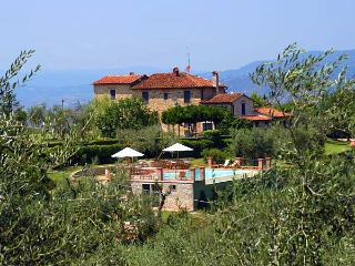Villa Rovoncisi - San Baronto vacation rentals
