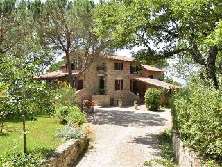 Villa Solara - Tuscany vacation rentals
