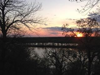 Quincy Waterfront Luxury Accom. - Rose - Illinois vacation rentals