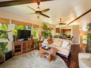 Villas of Kamali`i #20 - Beautiful townhouse with a stunning interior, two master bedrooms, A/C in gated community. Sleeps 6. - Princeville vacation rentals
