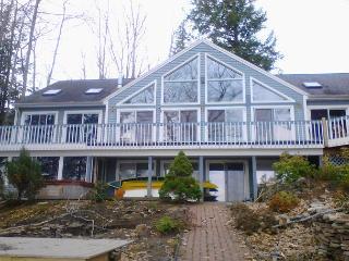 Stunning Waterfront Home on Lake Winnipesaukee (JON5W) - Meredith vacation rentals